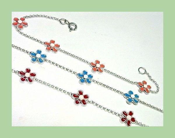 252-Pulsera-esmalte-flor-600x474 Pulsera esmalte flor