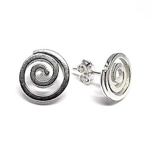 5528-Pendiente-liso-espiral Pendiente liso espiral