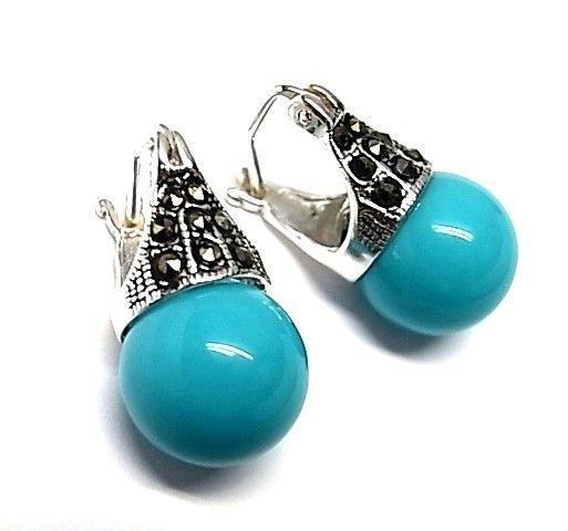 5652-Pendiente-perla-color Pendiente perla color