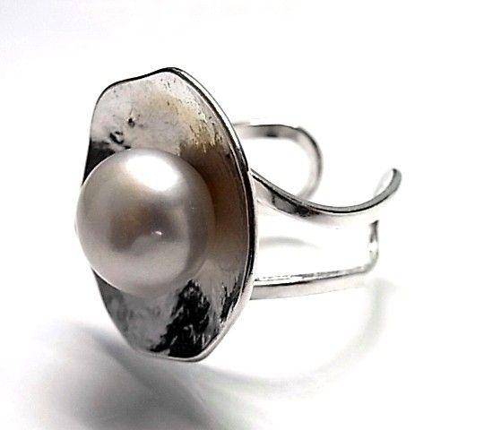 5795-Sortija-perla Anillo perla