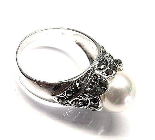5914-Sortija-perla Anillo perla