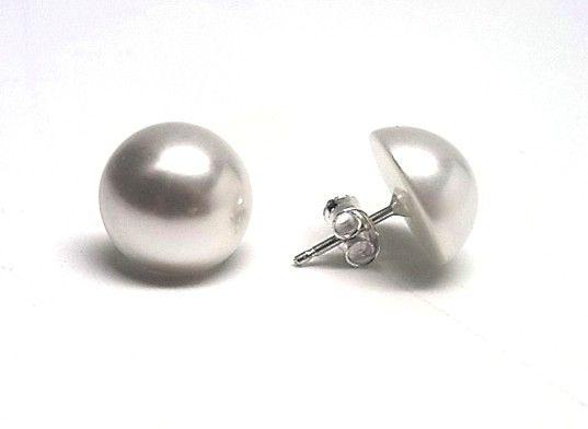 6872-Pendiente-perla-mb-12mm Pendiente perla m/b 12mm
