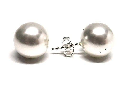 6882-Pendiente-bola-perla-14mm Pendiente bola perla 14mm