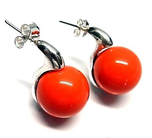 6170-Pendiente-perla Pendiente perla color