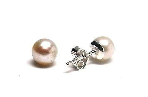 6909-Pendiente-perla-boton-06mm Pendiente perla botón 06mm