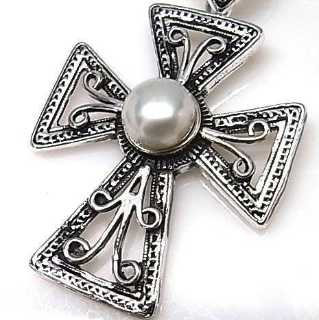 10244-Colgante-cruz-perla Colgante cruz perla