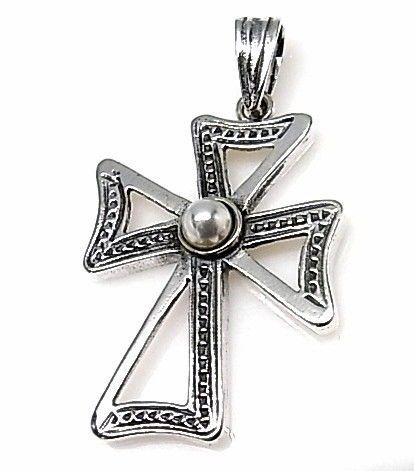10277-Colgante-cruz-perla Colgante cruz perla