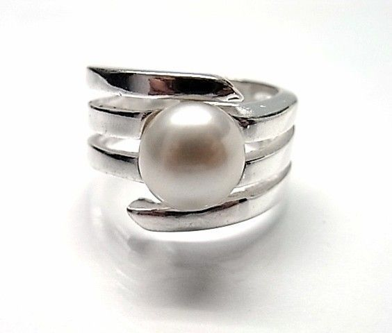 5806-Sortija-perla Anillo perla