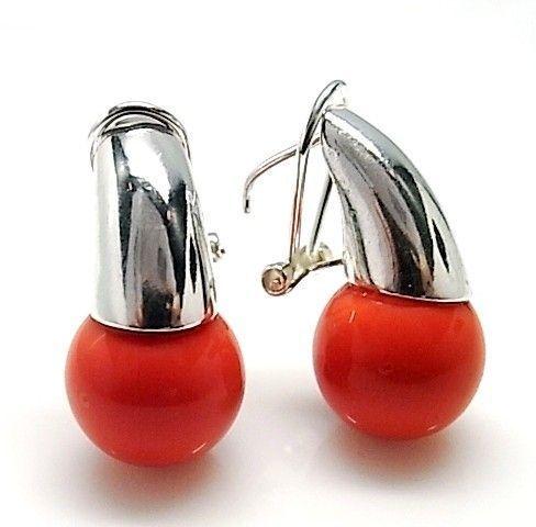 8633-Pendiente-perla-color Pendiente perla color