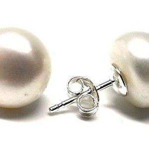 6912-Pendiente-perla-boton-12mm-300x300 Pendiente perla botón 12mm