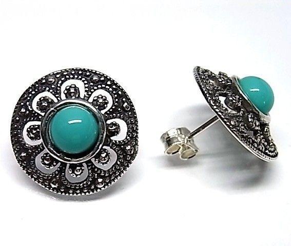 6167-Pendiente-perla-color-presion Pendiente perla color presión
