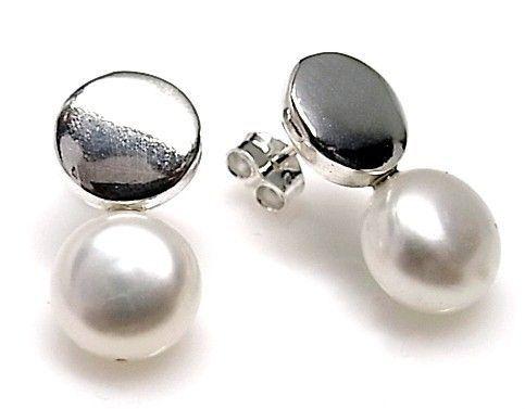 7172-Pendiente-perla Pendiente perla