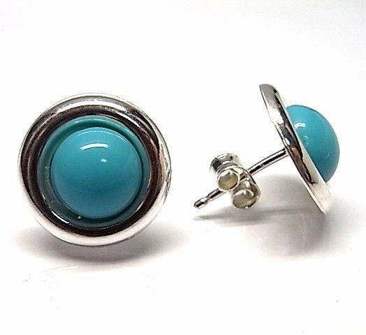 6152-Pendiente-perla-color Pendiente perla color