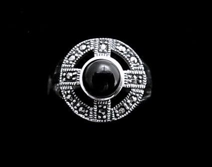 2119-Sortija-marquesitas-negro Anillo marquesitas negro