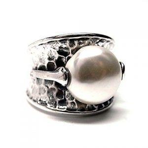 5787-Sortija-martilleada-perla-cor-300x300 Anillo martilleada perla color