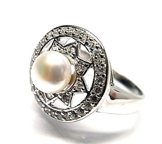5940-Sortija-perla-rodiada Sortija perla rodiada
