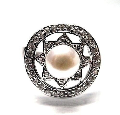 5941-Sortija-perla-rodiada Sortija perla rodiada