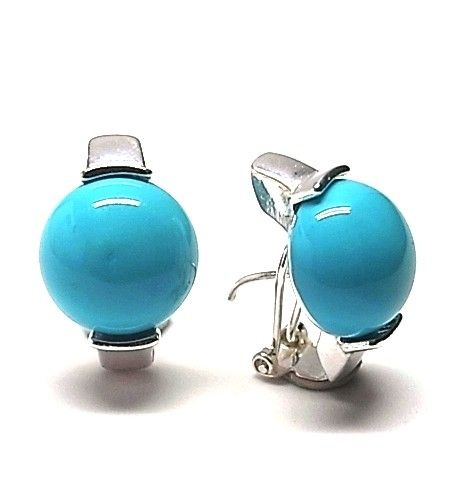 6750-Pendiente-perla-color Pendiente perla color