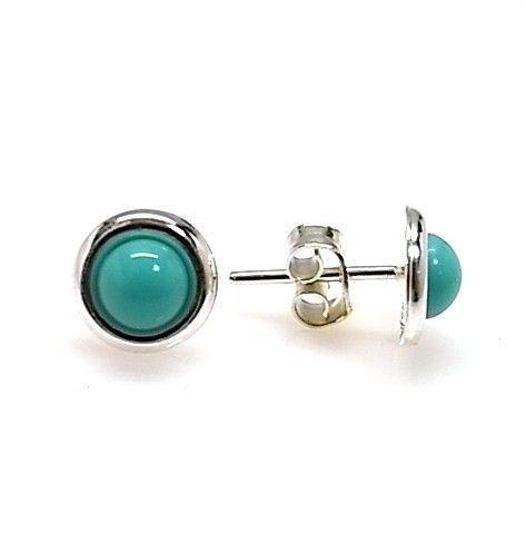10362-Pendiente-perla-color Pendiente perla color