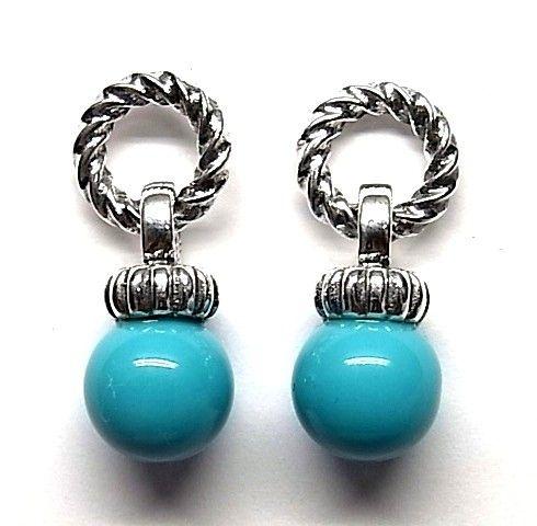 6253-Pendiente-perla-color Pendiente perla color