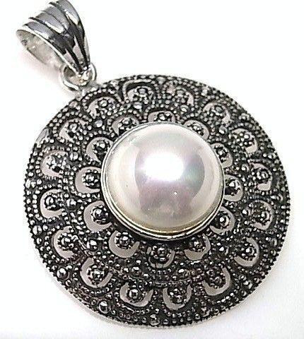 7685-Colgante-perla-color Colgante perla color