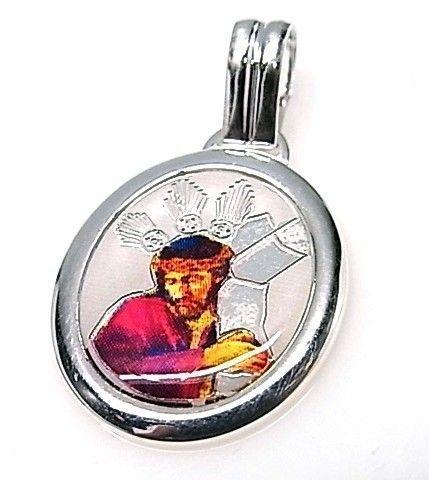 10258-Colgante-Cristo-Gran-Poder Colgante Cristo Gran Poder