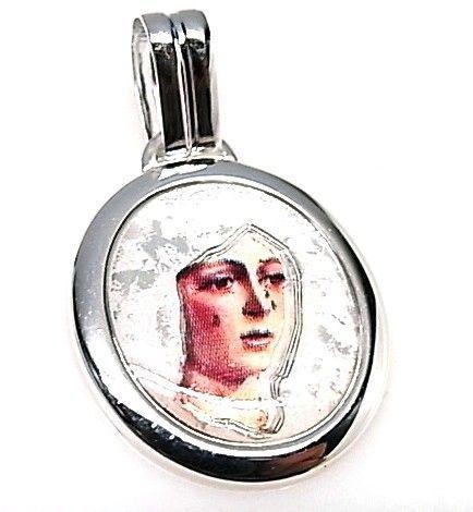 10260-Colgante-Virgen-Esperanza-de-Triana Colgante Virgen Esperanza de Triana