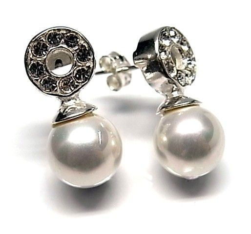 6270-Pendiente-perla Pendiente perla