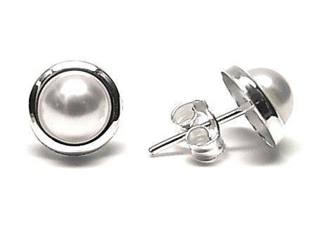 6879-Pendiente-perla Pendiente perla