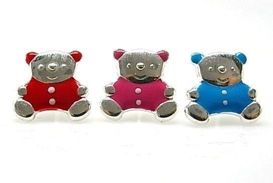 7238-Pendiente-esmalte-oso Pendiente esmalte oso