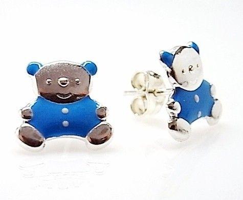 7239-Pendiente-esmalte-oso Pendiente esmalte oso