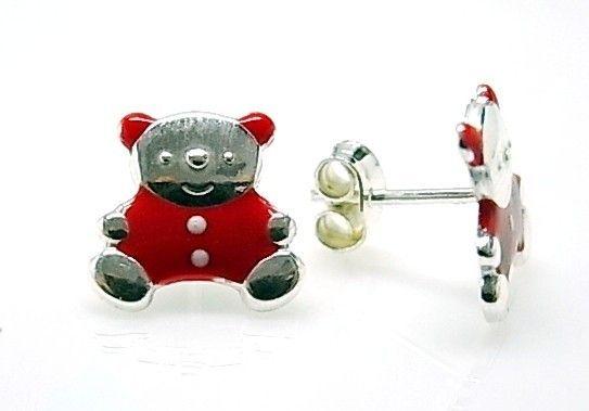 7240-Pendiente-esmalte-oso Pendiente esmalte oso