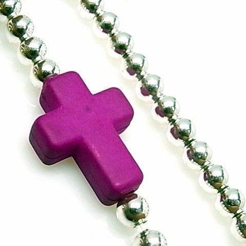 10128-Pulsera-elastica-cruz Pulsera elástica cruz