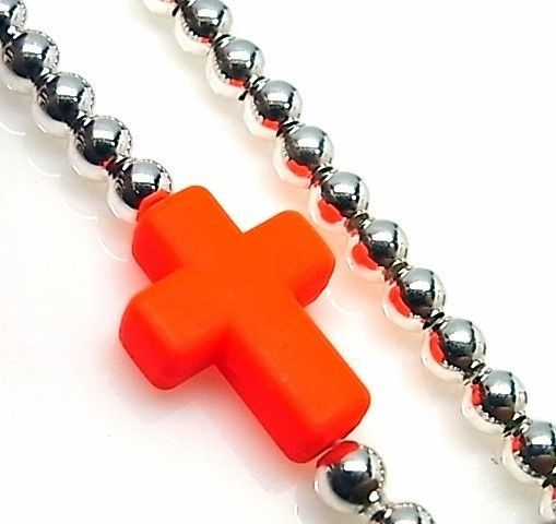 10129-Pulsera-elastica-cruz Pulsera elástica cruz