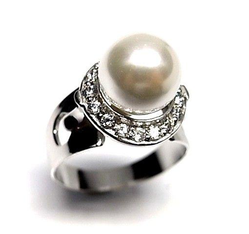 6064-Sortija-perla Anillo perla