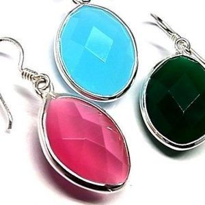6756-Pendiente-piedra-color-300x300 Pendiente piedra color