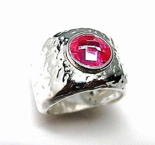 8943-Sortija-piedra-color Anillo piedra color