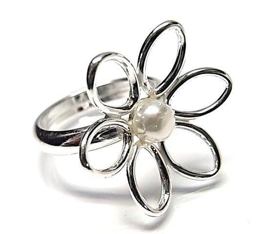 5982-Sortija-flor-perla Anillo flor perla