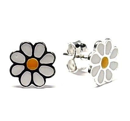 7123-Pendiente-esmalte-flor Pendiente esmalte flor