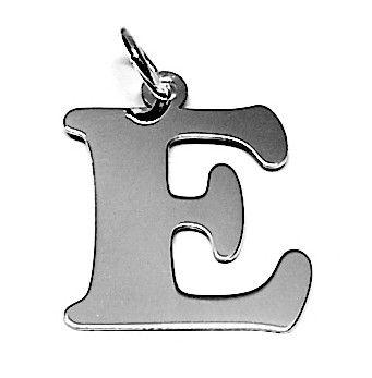 7634-Colgante-letra-E Colgante letra E