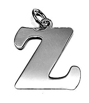 7653-Colgante-letra-Z Colgante letra Z