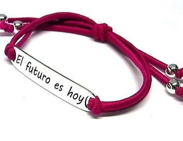 "5662-Pulera-goma-color-El-futuro-es-hoy-600x462 Pulera goma color ""El futuro es hoy"""