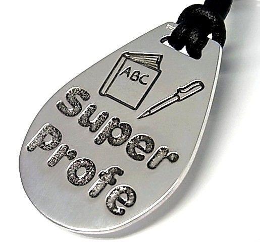 """5817-Llavero-super-profe Llavero """"super profe"""""""