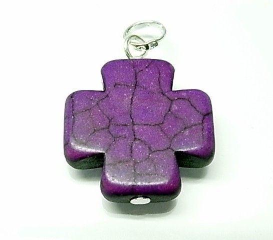 5627-Colgante-cruz-piedra Colgante cruz piedra