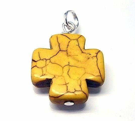 5629-Colgante-cruz-piedra Colgante cruz piedra