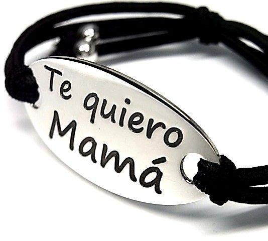 "6239-Pulsera-Te-quiero-mama Pulsera ""Te quiero mamá """