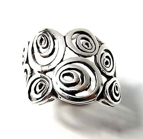 6526-Sortija-espirales Anillo espirales
