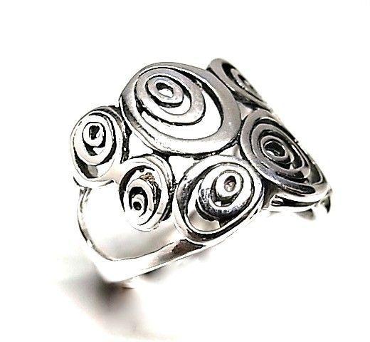 6527-Sortija-espirales Anillo espirales