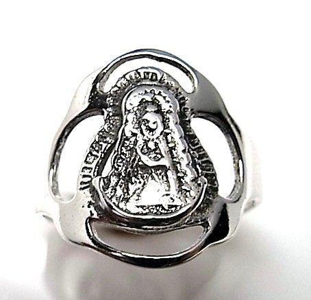 6955-Sortija-Virgen-del-Rocio Anillo Virgen del Rocio