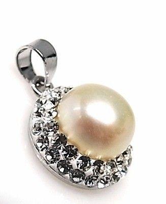 8439-Colgante-perla-simil Colgante perla simil